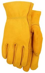 DEERSKIN LEATHER WORK GLOVE