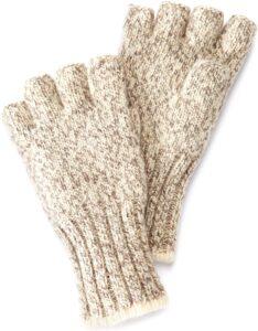 Fingerless Ragg Glove