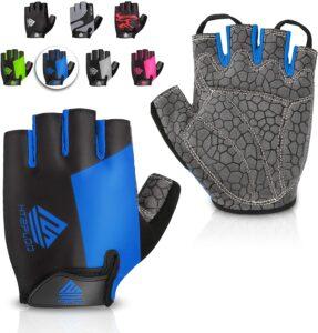 HTZPLOO Bike Gloves