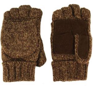 Suede Palm Gloves
