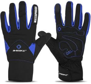 Windproof Gel Bike Gloves