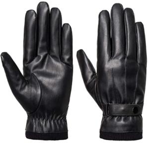 Winter Black Gloves