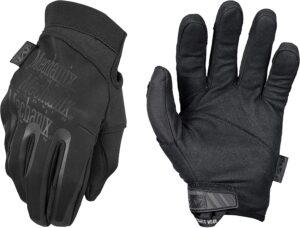 Recon Black Gloves